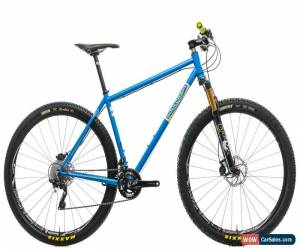 "Classic 2011 Soulcraft Tradesman Mountain Bike 29"" Large 29"" Steel Shimano XT M780 10s for Sale"