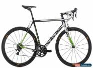 2015 Cannondale SuperSix Evo Hi-Mod Dura-Ace Road Bike 56cm Large Shimano 11s for Sale