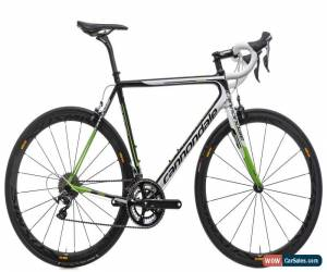 Classic 2015 Cannondale SuperSix Evo Hi-Mod Dura-Ace Road Bike 56cm Large Shimano 11s for Sale