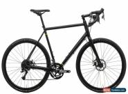 2017 Marin Lombard Elite Gravel Bike 60cm Aluminum SRAM GX 10 Speed for Sale