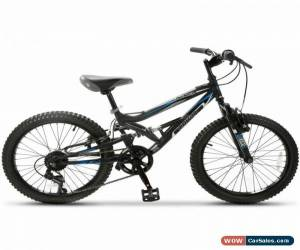 "Classic 20"" Teen Kids Children Mountain Bike 7 Speed Bicycle Shimano Full Suspension for Sale"