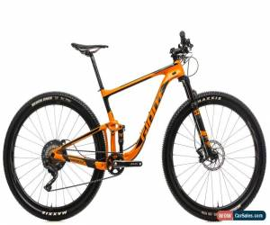 Classic 2019 Giant Anthem Advanced 29 1 Mountain Bike Medium Carbon Shimano 11 Speed for Sale