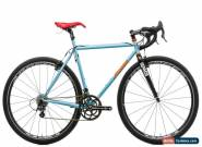 Mosaic Custom OX Steel Cyclocross Bike 54cm Steel Campagnolo Chorus 11 HED for Sale