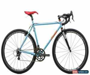 Classic Mosaic Custom OX Steel Cyclocross Bike 54cm Steel Campagnolo Chorus 11 HED for Sale