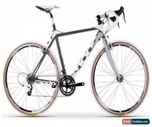 Classic Moda Legato Mens Cyclocross Bike - White for Sale