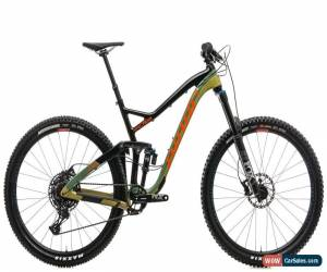 "Classic 2018 Niner Rip 9 RDO 2-STAR Mountain Bike Large 29"" Carbon SRAM NX Eagle Fox for Sale"