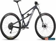 Santa Cruz 2018 Hightower LT C S Mens Mountain Bike - Grey for Sale