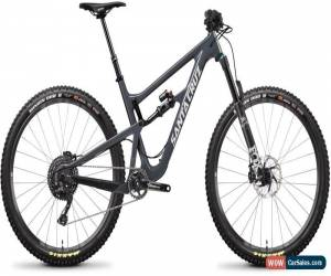 Classic Santa Cruz 2018 Hightower LT C S Mens Mountain Bike - Grey for Sale