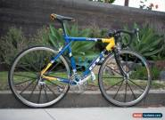 GT ZR 1.0 54cm (2001) with Giant EXT Pro 1997 carbon aero wheels for Sale