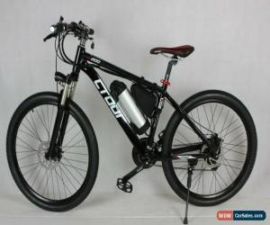 "Classic High Quality 26"" Aluminum Electric Mountain Bike / E Bike ( C/B for Sale"