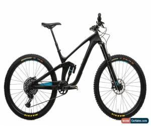 Classic 2019 Kona Process 153 CR 27.5 Mountain Bike Medium Carbon SRAM GX Eagle 12 Speed for Sale
