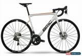 Classic BMC TEAMMACHINE SLR02 DISC ONE 54 WHT/BLK/RED Race Carbon Bike 2019 Shimano for Sale