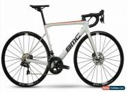 BMC TEAMMACHINE SLR02 DISC ONE 54 WHT/BLK/RED Race Carbon Bike 2019 Shimano for Sale