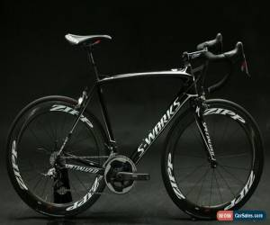 Classic 2017 Specialized S-WORKS Tarmac Carbon FACT 11r Road Bike 58cm SRAM Red Zipp 404 for Sale