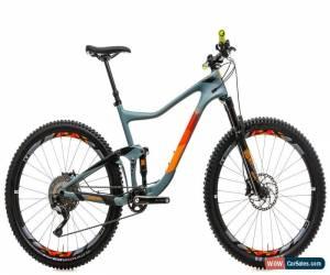 "Classic 2018 Giant Trance Advanced 2 Mountain Bike Large 27.5"" Carbon Shimano SLX 1x11 for Sale"