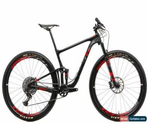 "Classic 2018 Giant Anthem Advanced Pro 1 Mountain Bike Medium 29"" Carbon SRAM Fox for Sale"