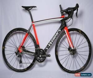 Classic Specialized S-Works Tarmac SL5 Disc Carbon Road Bike Size 58  NEW!  for Sale