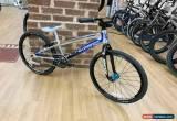 Classic Chase RSP 3.0 Mini XL Custom BMX Race Bike Polished/Blue for Sale