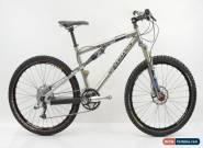 "Titus Racer-X 26"" Titanium Full Suspension Mountain Bike 17"" / Small for Sale"