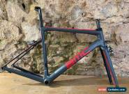 2019 BMC Teamachine SLR01 56cm frame and fork MINT condition  for Sale