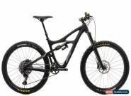 "2017 Ibis Mojo 3 Mountain Bike Medium 27.5"" Carbon SRAM X01 Eagle 12s RockShox for Sale"