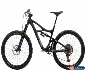 "Classic 2017 Ibis Mojo 3 Mountain Bike Medium 27.5"" Carbon SRAM X01 Eagle 12s RockShox for Sale"