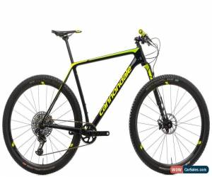 Classic 2019 Cannondale FSi Hi-Mod World Cup Mountain Bike X-Large Carbon SRAM XX1 for Sale