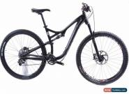 USED 2014 Specialized Stumpjumper FSR Large Full Suspension Mountain Bike for Sale