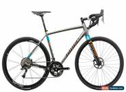 2018 Niner RLT 9 Rival Cyclocross Bike 56cm Aluminum SRAM HRD Disc 2x11 for Sale