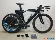 Trek Speed Concept 9 Size M, Ultegra Di2 Zipp 404 Cole Disc Wheel (No Reserve) for Sale