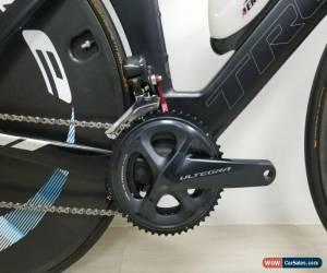 Classic Trek Speed Concept 9 Size M, Ultegra Di2 Zipp 404 Cole Disc Wheel (No Reserve) for Sale