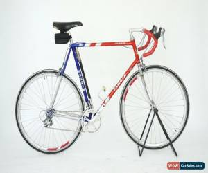 Classic Faggin Bicycle Shimano 600 Tricolor Groupset 8 Speed 700C 61 cm Great Condition for Sale