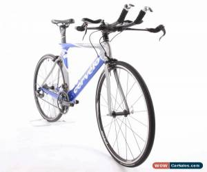 Classic USED 2010 Cervelo P2 54cm Carbon TT Triathlon Bike Shimano Ultegra 2x10 Speed for Sale