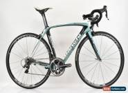 Bianchi 2013 Oltre XR Carbon Road Bike Dura-Ace 55cm Celeste for Sale
