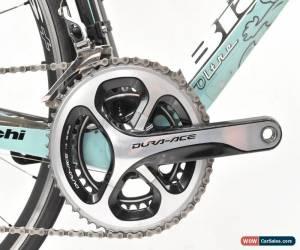 Classic Bianchi 2013 Oltre XR Carbon Road Bike Dura-Ace 55cm Celeste for Sale