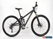 Turner Sultan 29er Alloy Full Suspension MTB Small Black for Sale