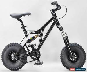 Classic Mini Rig Down hill BMX bike BLACK RKR select wheel and grip colour for Sale