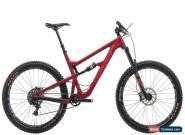 "2017 Santa Cruz Hightower C Mountain Bike X-Large 27.5""+ Carbon SRAM GX 11s for Sale"
