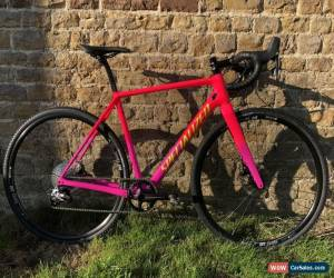 Classic Specialized Crux Elite 2019 Cyclocross / Gravel Bike - Size 54 Acid Pink *NEW* for Sale