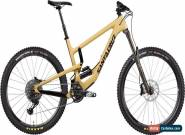 Santa Cruz 2018 Nomad C S Mens Mountain Bike - Tan for Sale