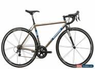 2010 Independent Fabrication Crown Jewel Titanium Custom Road Bike Medium 11s for Sale