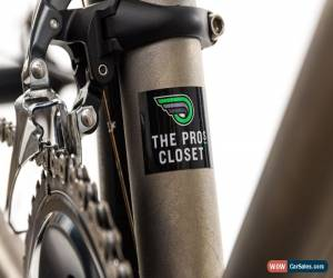 Classic 2010 Independent Fabrication Crown Jewel Titanium Custom Road Bike Medium 11s for Sale