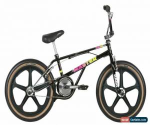 Classic Haro 2019 Lineage Bashguard Team Master 21 Bike Black with Skyway Tuff Wheels for Sale