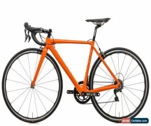 Classic Allied Alfa Road Bike 49cm Carbon Shimano Ultegra R8000 11 Speed Rotor Zipp for Sale