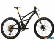 "2015 Yeti SB5C Mountain Bike Medium 27.5"" Carbon SRAM XX1 Eagle 12s Fox ENVE for Sale"