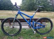 Maverick Matic mountain bike very rare top spec excellent condition XTR X0 SC32 for Sale