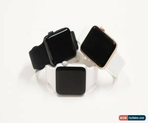 Classic Apple Watch Series 3 38mm & 42mm GPS or Cellular All Colours Aluminium Case for Sale