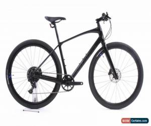 Classic USED 2019 Specialized Sirrus X Comp Carbon Small Hybrid Bike SRAM NX 1x11 Speed for Sale