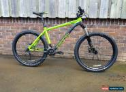 Ex-Hire Saracen Mantra Pro Hardtail Mountain Bike Trail - with upgrades - VGC for Sale