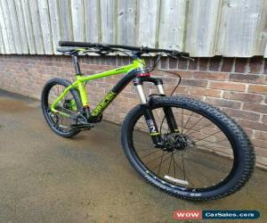Classic Ex-Hire Saracen Mantra Pro Hardtail Mountain Bike Trail - with upgrades - VGC for Sale